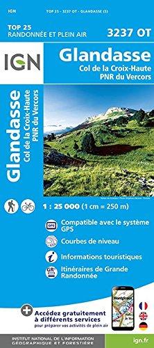 3237OT GLANDASSE COL DE CROIX HAUTE PNR DU VERCORS