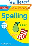 Collins Easy Learning Age 5-7 -- Spel...