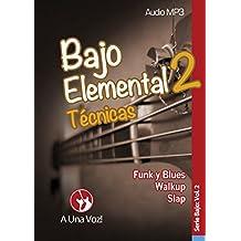 Bajo Elemental 2 (Spanish Edition)