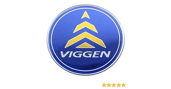 32 Mm Saab Viggen Blau Gelb Chrom Lenkrad Abzeichen Emblem Gewölbt 3d Aufkleber Selbstklebende Rückseite 9 3 Auto