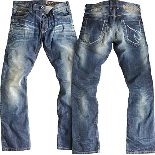 Rokker Red Selvage (L34/W33)