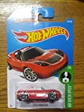 #4: Hot Wheels 1:64 tesla roadster Metal Diecast Cars Collection Kids Toys Vehicle For Child Models