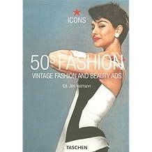50s Fashion: Vintage Serie (Icons Series)