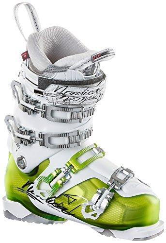 Nordica Damen Skischuhe grün 25 1/2
