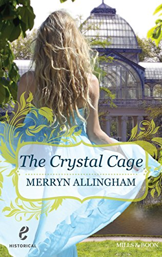 book cover of The Crystal Cage
