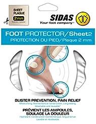 Sidas Foot Protector 01 Sheet - Calentador, talla Unique