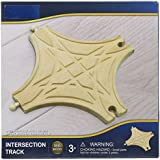 Toys For Play Wooden Railway Intersection Track