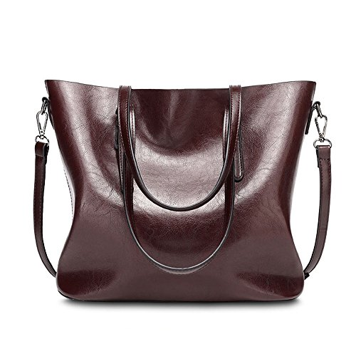 ANNE, Borsa tote donna rosso Amaranth Red Amaranth Red