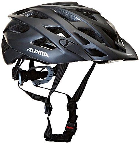 Alpina Radhelm D-Alto LE, Black Matt, 52-57 cm