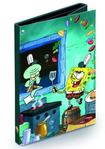 viacom-45203-heftbox-a4-spongebob