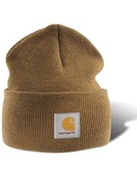Carhartt Watch Hat Beanie A18 Strickmütze (carhartt-braun)