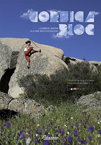 Bouldering in Corsica