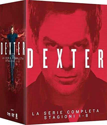 Dexter: Stagione 1-8 (Cofanetto 35 DVD)