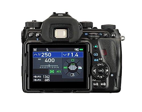 Pentax-K-1-MarkII-Body-Fotocamera-Sensore-CMOS-Full-Frame-Stabilizzato-da-364-MP-senza-Filtro-AA-Nero