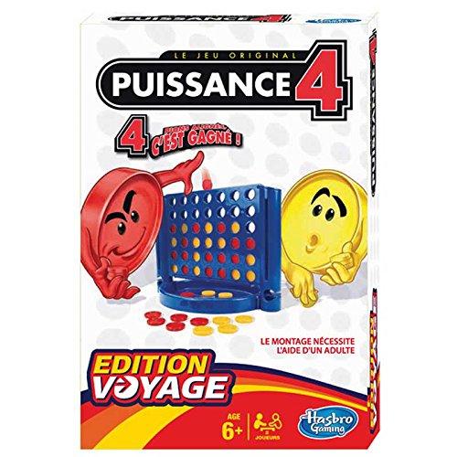 Hasbro - B10001010 - Jeu De Voyage - Puissance 4