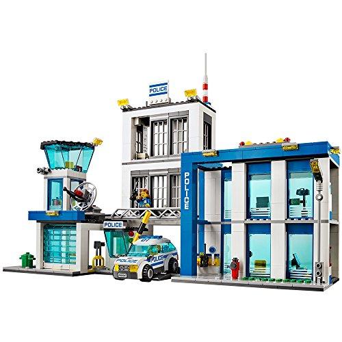 Lego City Police 60047 Police Station At Shop Ireland