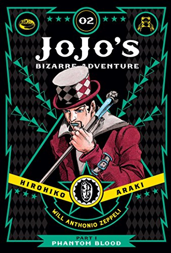 JOJOS BIZARRE ADV PHANTOM BLOOD HC VOL 02 (JoJo's Bizarre Adventure: Part 1--Phanto, Band 2)