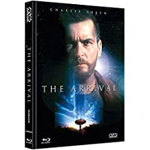 The Arrival [Blu-Ray+DVD] - uncut - auf 333 limitiertes Mediabook Cover B