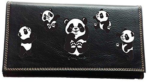 Petite Maroquinerie Panda