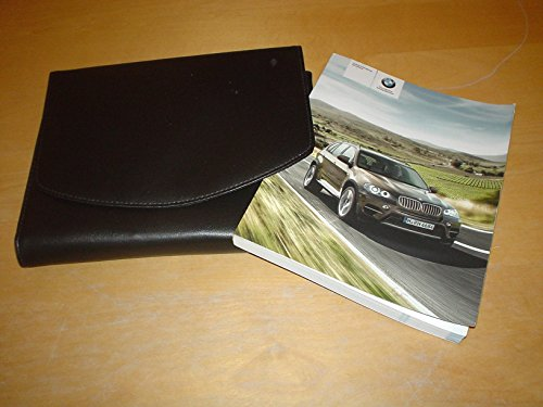 bmw-e70-x5-e71-x6-owners-handbook-manual-not-haynes-2008-2014-x5-x6-35i-50i-30d-40d-x5m-x6m-xdrive