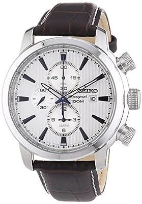 Seiko Reloj SNAF51P1 Blanco