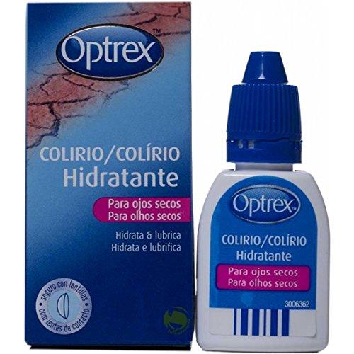 Optrex Collirio Idratante per la secchezza degli occhi.
