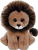 TY 90220,  Beanie Babies Il Lione Louie, 23 cm