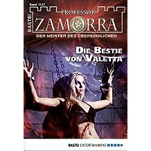 Professor Zamorra - Folge 1127: Die Bestie von Valetta