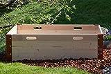 Schroth Hochbeet Rahmen starr 120 x 80 x 40 cm