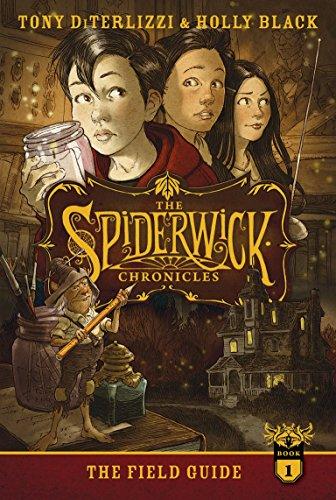 The Field Guide (The Spiderwick Chronicles) por Tony Diterlizzi