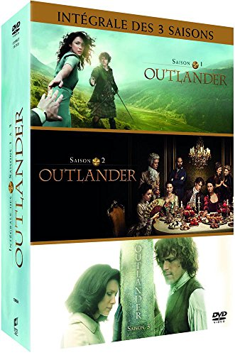 Outlander - Saisons 1, 2, 3 [DVD] [DVD]