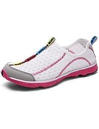 Creeker Zapatos Para Mujeres Zapatillas De Malla Transpirable De Secado Rápido De Agua