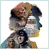 Doctor Who Birthday Greeting Card Colin Baker DR27