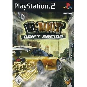 D-Unit Drift Racing (gebraucht) PS2