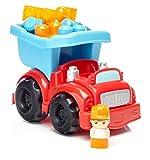 Mega Bloks DYT58 Building Basics Dump Truck
