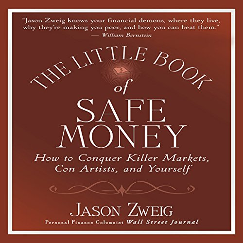 The Little Book of Safe Money  Audiolibri