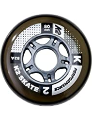 Inliner Rollen Set 80mm / 82A 8er Pack
