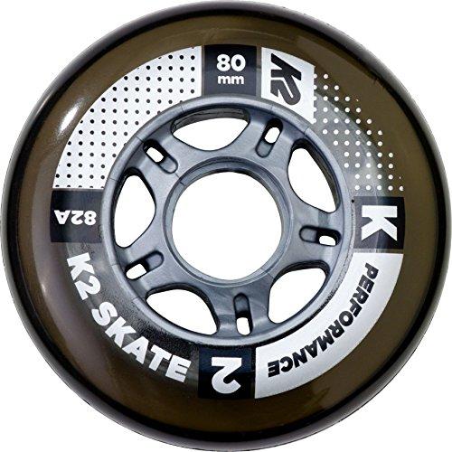 k2-80-mm-performance-wheel-4-pack-set-di-ruote-multicolore-taglia-unica
