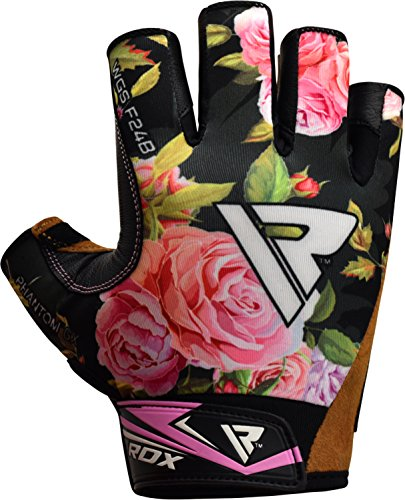 RDX-Gym-Weight-Lifting-Gloves-Women-Workout-Fitness-Ladies-Bodybuilding-Exercise-Crossfit-Breathable-Powerlifting-Wrist-Support-Strength-Training