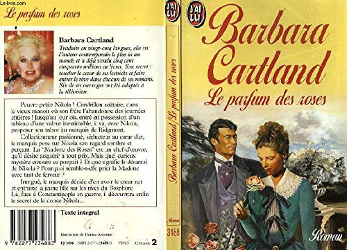 Le parfum des roses par Barbara Cartland