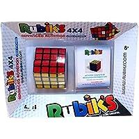 Rubik's Cube | Le puzzle 4x4 original de correspondance de couleurs, un cube classique de résolution de problème, avec…