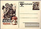 Deutsches Reich P291a Amtliche Postkarte ungebraucht 1940 Winterhilfswerk (Belege Ganzsachen für Sammler)