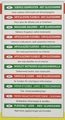 Vetzyme flexible Gelenke für Hunde Tabletten (Pot-Größe: 90 Tabletten), einen Artikel - 6
