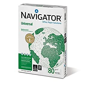 Navigator 0198UN Carta Universale, Paco da 5