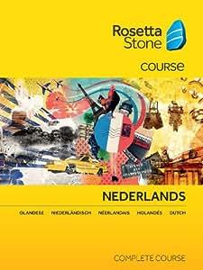 Rosetta Stone Dutch Complete Course PC  [Download]