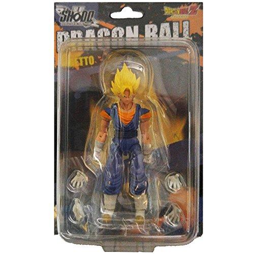 Bandai Shokugan Shodo Part 3 Dragon Ball Z Vegetto Action Figure by Bandai Shokugan
