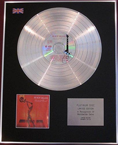 BE BOP-DELUXE-CD, finitura: platino, colore: sunburst