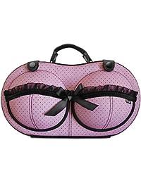 Heirloom Quality Storage Bag Box Protect Bra Organizer Container Underwear Case Travel Portable
