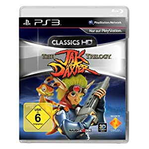 The Jak and Daxter Trilogy [Classics HD] – [PlayStation 3]