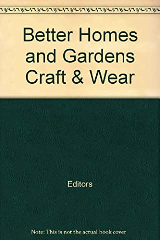 Better Homes and Gardens Craft &